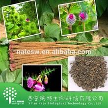 Natural herbal medicine Great Burdock Achene extract/Arctiin