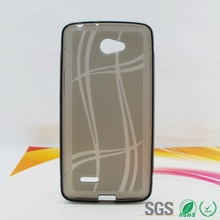 TPU cell phone skin back cover case for LG L90 D405