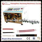 HC-515D automatic electric galvanized binding wire cutting machine wire stripping machine