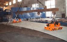 crane lifting magnet for handling steel bundle