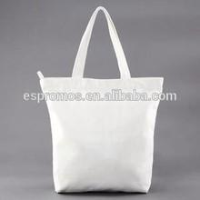 Custome Printed cotton canvas tote bag/organic cotton tote bags wholesale