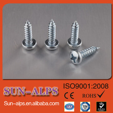 China supplier,high quanlity best price din 7981 tapping screw