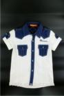 korean children clothing custom cotton short sleeve casual pocket boys kid polo shirt