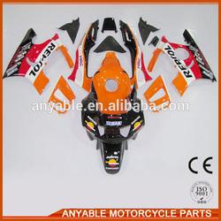 China new design popular for HONDA 97-98 CBR600FS motorcycle fairing kit