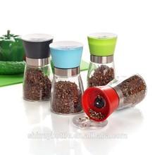 hand black pepper mill grinder spice