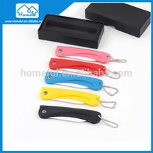 Promotion gift Pocket colorful ceramic folding knife