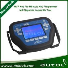 DHL Free Shipping MVP Programmer MVP Pro M8 English Language Super Quality MVP Key Pro Diagnosis Locksmith Wholesale Price