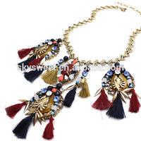 tribal tassel jewelry alibaba express, hot sale jewelry alibaba express