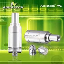 Christmas promotion Airistech W3 wax e cig atomizer of wax vaporizer, wax vaporizer, rebuildable atomizer