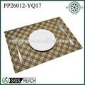 hotel floor mat baby play mat bathroom and woven pvc vinyl placemats for restaurants