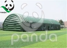 Large Inflatable Golf Tent for Camping& Golf Green Color