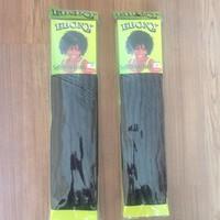 Hot sale High Quality ebony soft dread lock synthetic braiding hair/Synthetic Braiding Hair