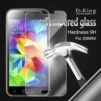 Manufacturer Japanese Asahi glass tempered glass screen guard for samsung s5