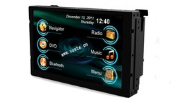 2 din Car dvd player with gps/radio/mp3/audio system for Nissan Qashqai