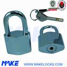 MK611 High security warehouse hardened brass padlock