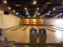 bowling machine Bowling Scoring System for brunswick