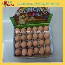 2015 Hot Egg Shaped Bounce Ball