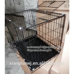 metal foldable pet home,dog kennels for supermarket
