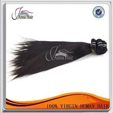 Orange Human Hair Extension