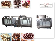 chocolate polishing machine chocolate m&m smarties ball making machine