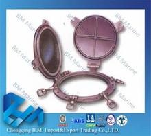 best price good quality fixed porthole/ marine porthole/aluminum round window