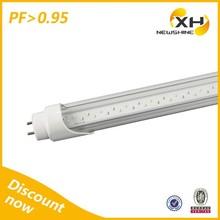 Energy Saving T8 Led Fluorescent Tube 18W, High Quality T8 Led Fluorescent Tube