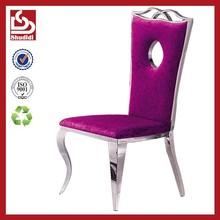 violeta shudidi tecido clássico sala de jantar da cadeira