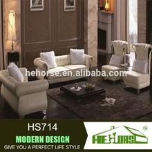 new 1+2+3 set vintage leather sofa,living room burgundy leather sofa