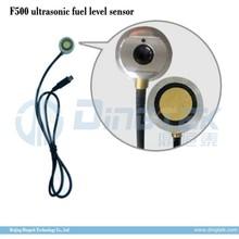 F500 5v dc sensor Analog ultrasonic fuel tank level sensor for water,fuel,oil,diesel,gasoline,ethanol level monitoring