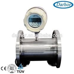 High pressure electronic water meter