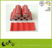 Silicone Wine Racks water Bottle Holders Silicone Beer Rack beer holders beer can holder