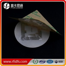 paper roll rfid 13.56mhz Sticker