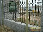skyhorse Cast iron fence
