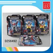 Popular item Boys toys 8 sounds gun plastic robot model wholesale D256492