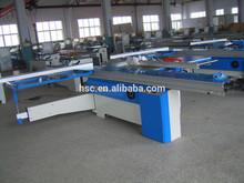 horizontal high precision wood cutting table panel saw