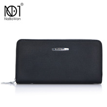 New arrival cheap price men's long wallet with fashion style