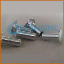 china supplier aluminium/steel pop rivets sizes