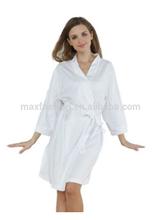Women's Comfort Cotton Sleepwear Bathrobe, Women's Robe