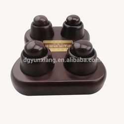 Back wooden ball massager, wooden body massager