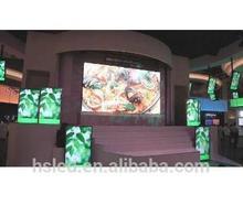 ali baba electronic indoor led screen for nightclub bar dj use