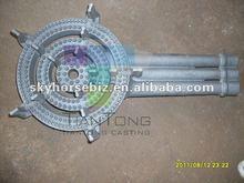 high pressure cast iron burner