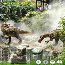 Life-size Animatronic Dinosaur Baryonyx Model