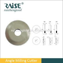 high precision carbide double cutting