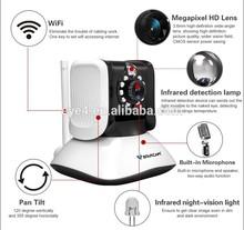 Wireless Indoor Built-in PIR HD Alarm IP Camera for Built-in PIR Wireless HD Alarm IP Camera for security fire alarm system