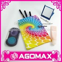 Welcome small order reusable microfiber drawstring cosmetic bag