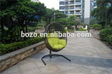 express alibaba garden hammock/ Aluminum frame egg chair furniture/ outdoor furniture hanging chair