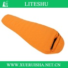 Wholesale sleeping bags padding with duck down