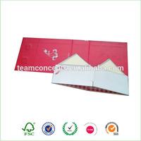 large magnetic closure gift box