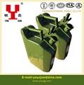 10l carro oil drum/protable combustível jerricanes/lubrificante de óleo do cilindro
