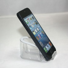 New style high security anti-slip acrylic display holder for mobile phone